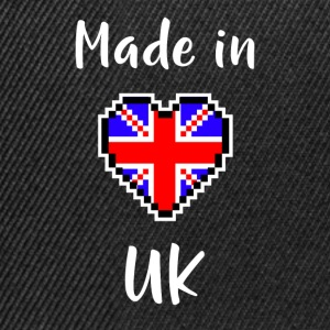 Made in UK - Snapback Cap