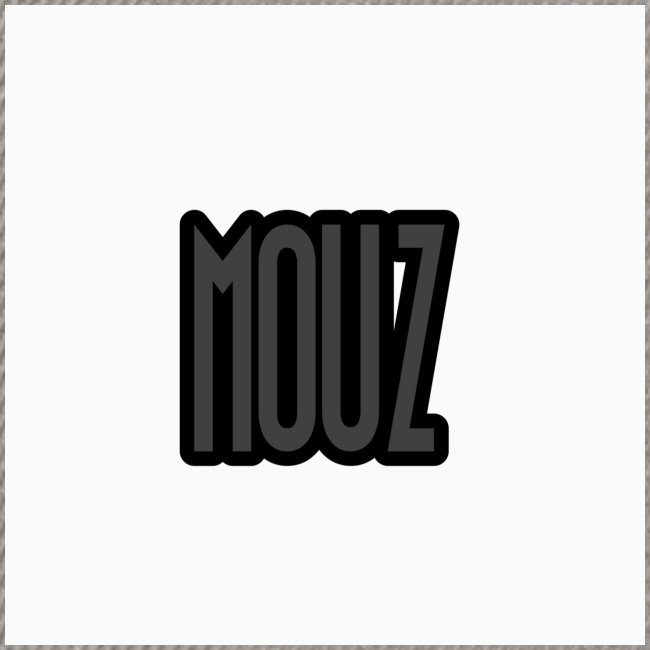 Mouz Black and Grey Design