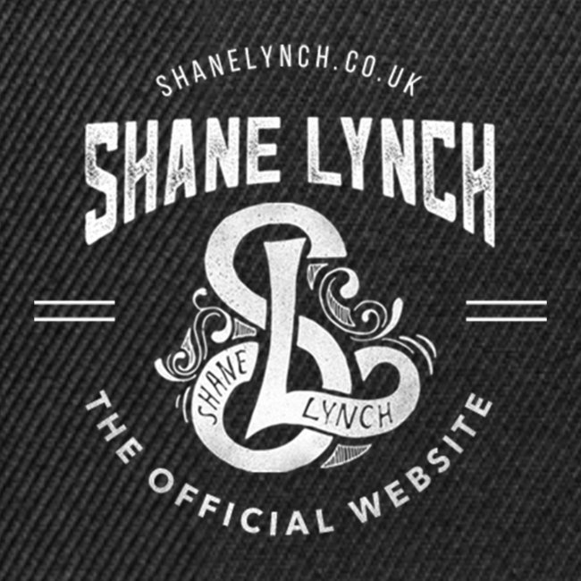 White - Shane Lynch Logo