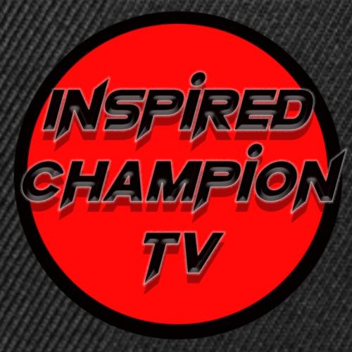 Inspired Champion Tv 2018 - Snapback Cap