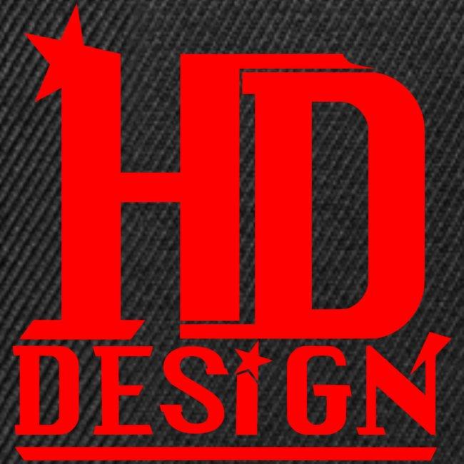 LOGO HD ROUGE png