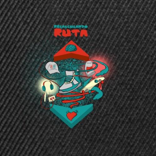 Recalculando Ruta - Gorra Snapback