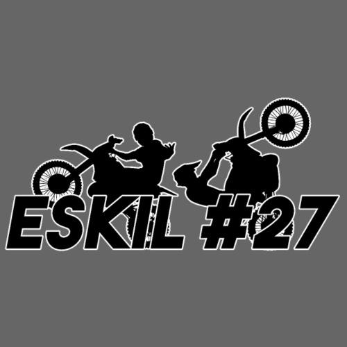 ESKIL 27 sticker motive - Snapbackkeps