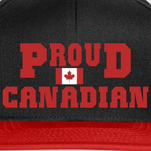 Proud Canadian - Casquette snapback