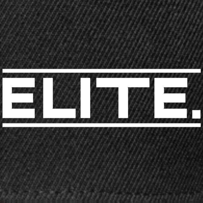elite white large