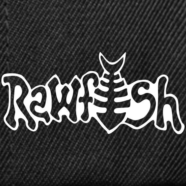 Rawfish Logo + Bone
