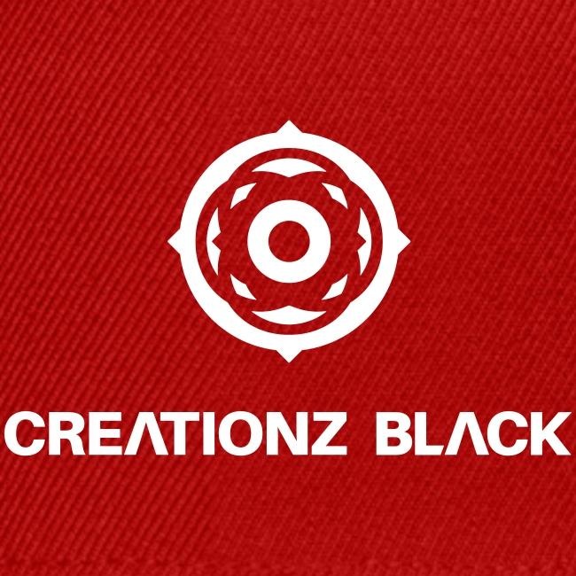 LOGO CREATIONZ BLACK