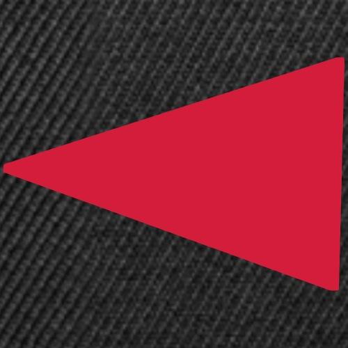 Linkspfeil - Snapback Cap