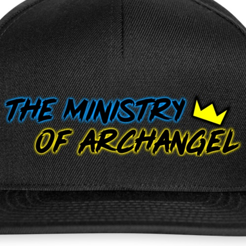 The Ministry Of Archangel - Snapback Cap