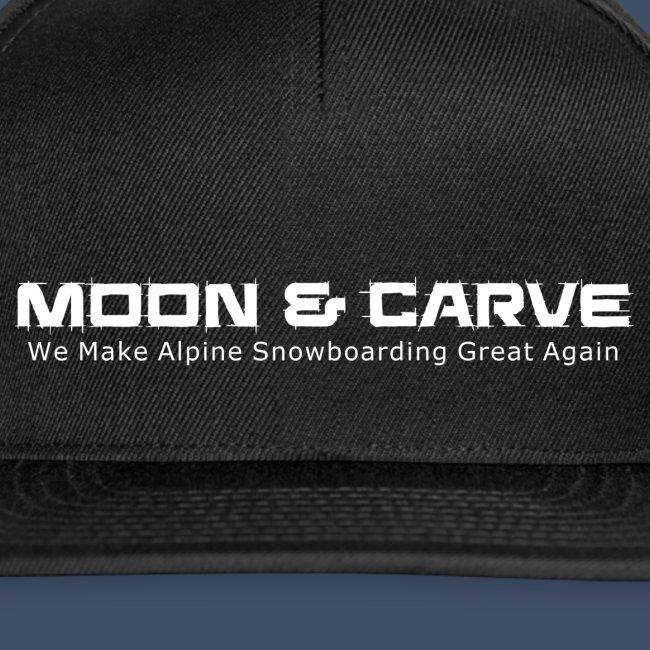 Moon & Carve white