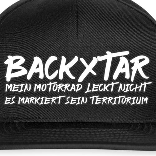 Merchandise mit Spruch - Snapback Cap