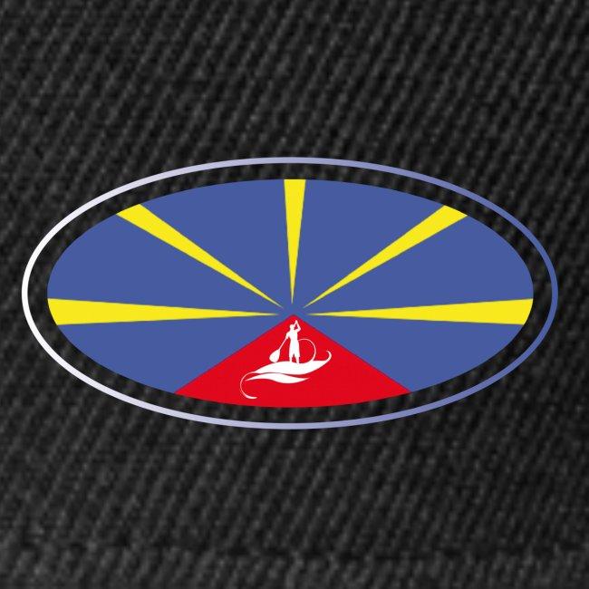 Paddle Reunion Flag