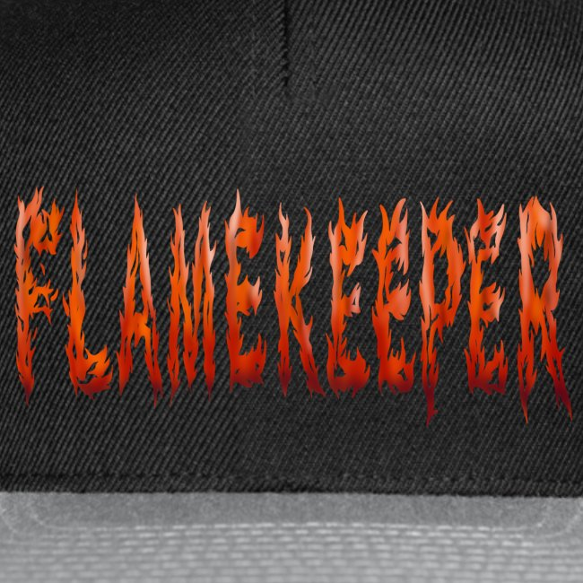 flamekeeper name logo