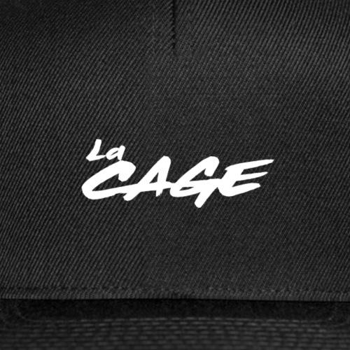 La Cage - Casquette snapback