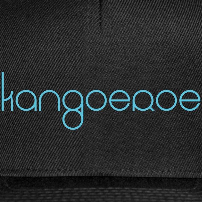 blue kangoeroe design