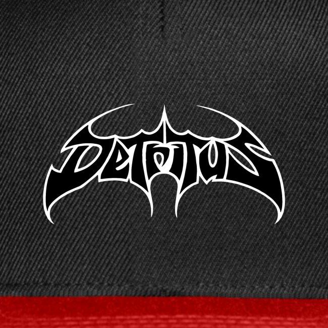 Detritus Logo B/W