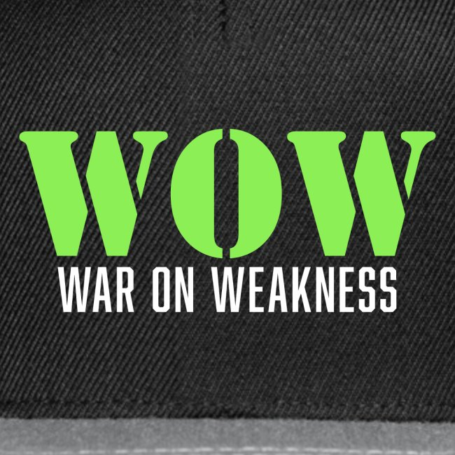 War on weakness hell