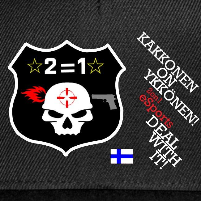 teksti logo musta tausta