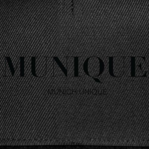 Munique - Munich Unique Fashion - Snapback Cap