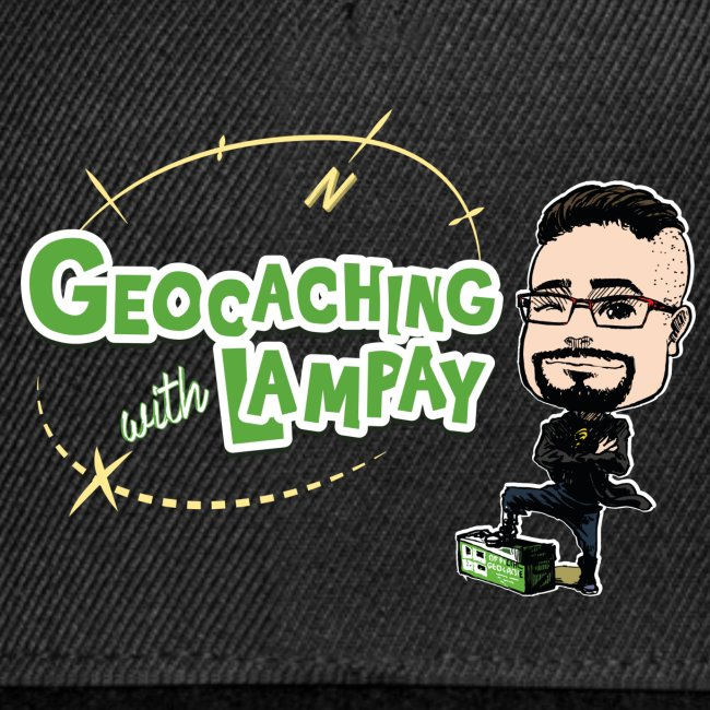 Geocaching With Lampay