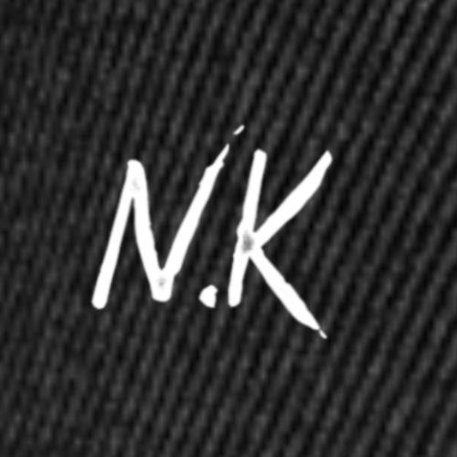 N.K lippa musta - Snapback Cap