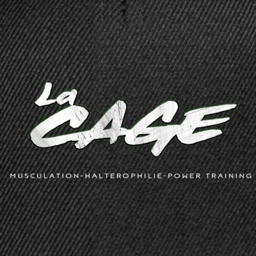La cage by Sporty - Casquette snapback