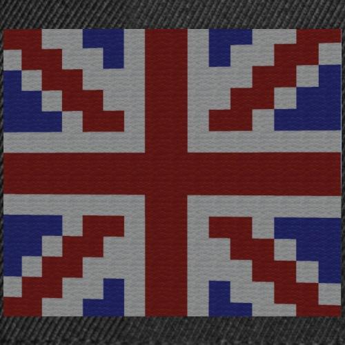 Union Jack flag - Snapback Cap