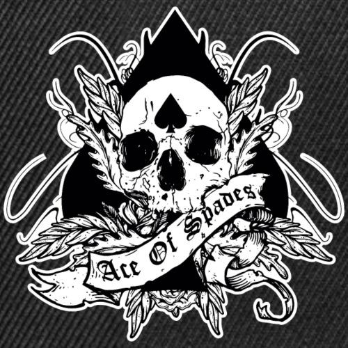 Ace of spades - Gorra Snapback