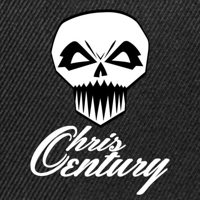 logo Chris Century blanc