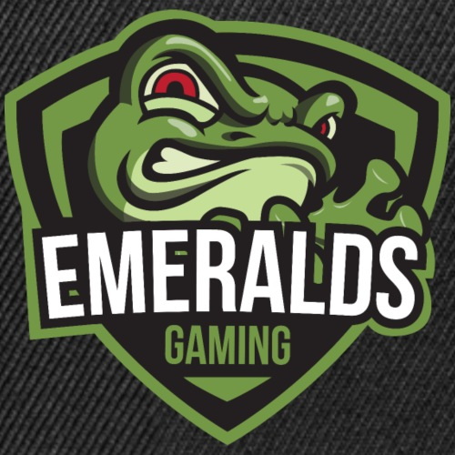 Emeralds Gaming - Snapback Cap