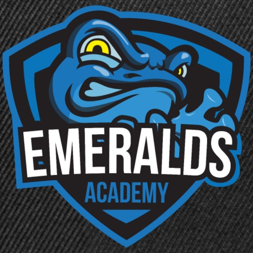 Emeralds Gaming Academy - Snapback Cap