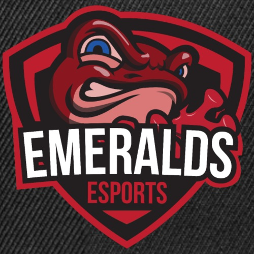 Emeralds Gaming eSports - Snapback Cap