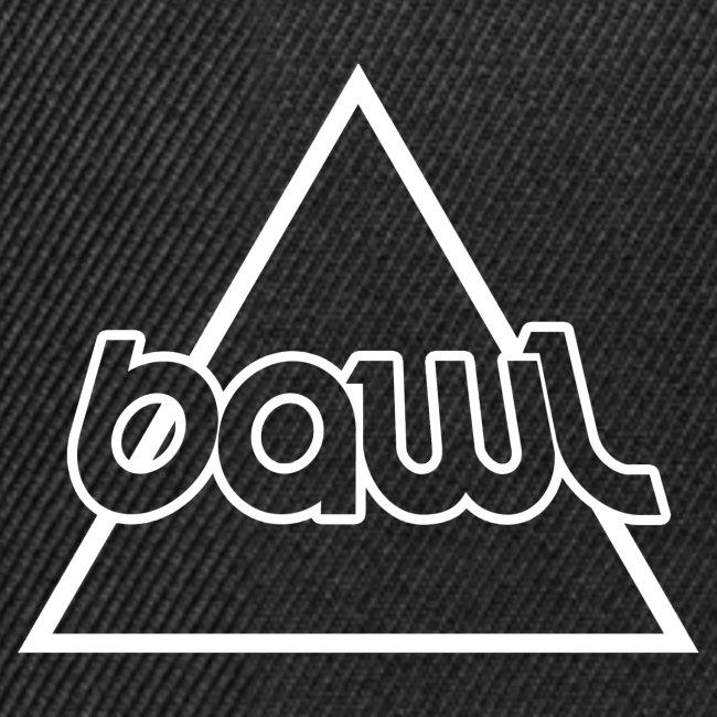 Bawl logo sort