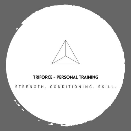 Triforce blend (white) - Snapback Cap