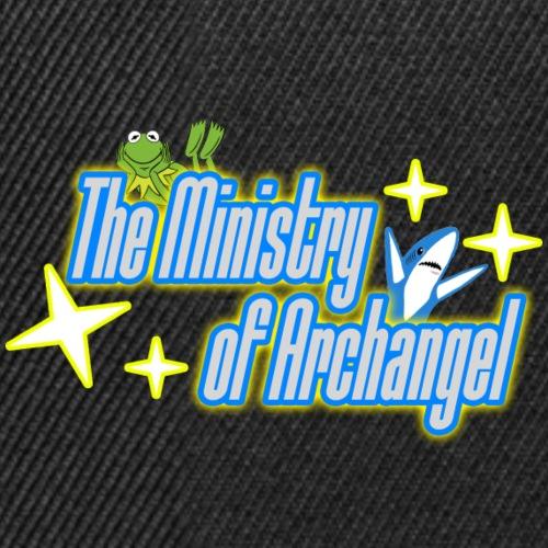 Ministry Of Archangel 2 - Snapback Cap