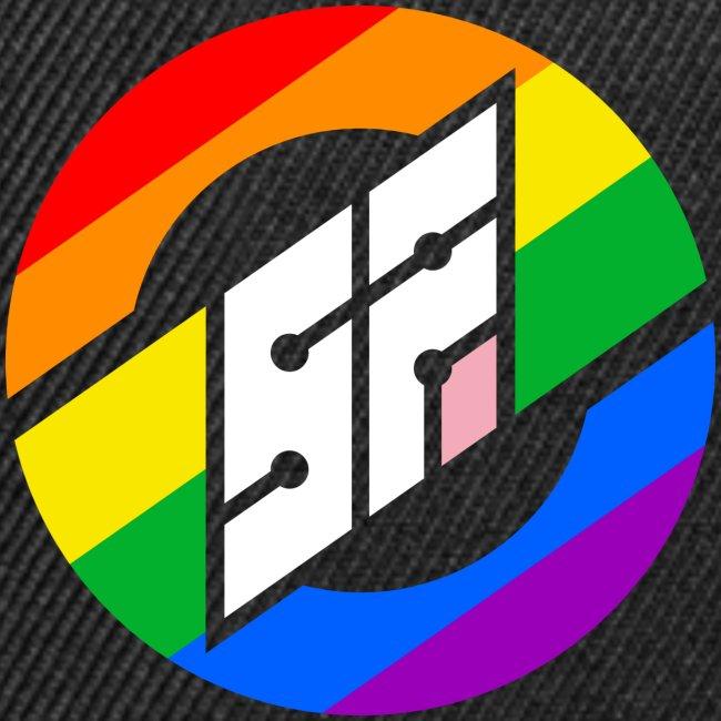 SotonFurs Pride Roundel