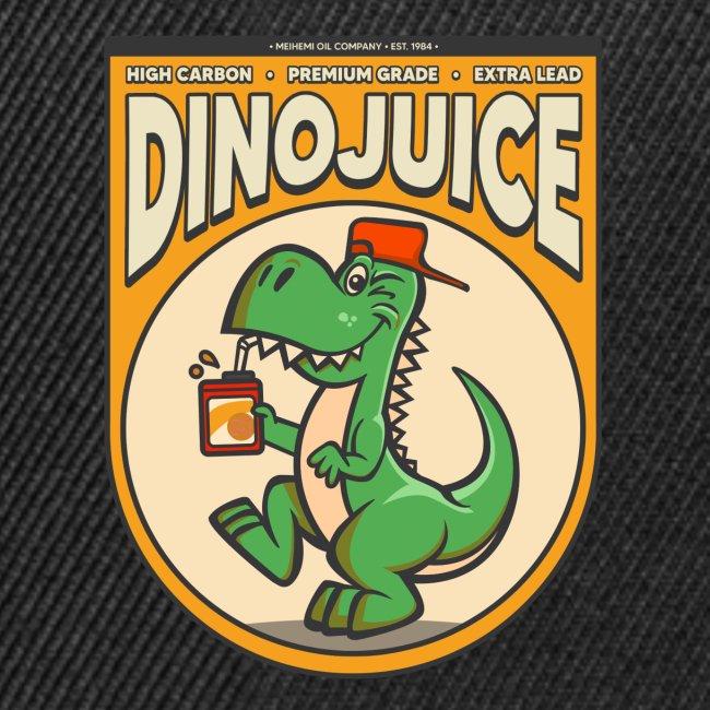 Dinojuice Sticker design