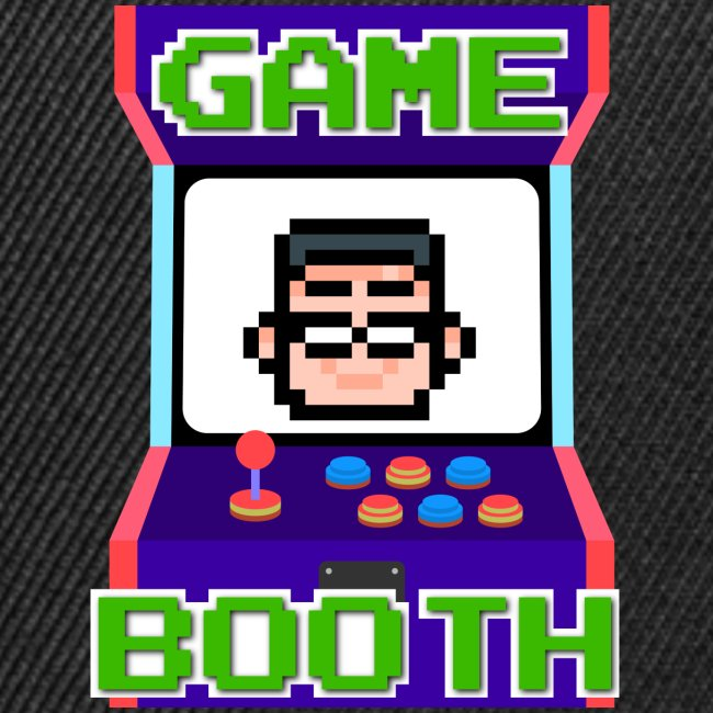 GameBooth Icon Logo