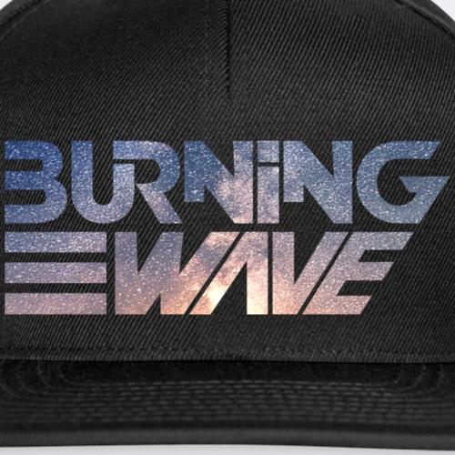 Burning Wave - Shock Wave - Casquette snapback