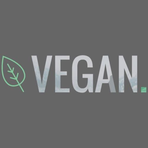 01 vegan oswald leaf - Snapback cap