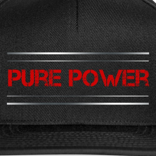 Sport - Pure Power - Snapback Cap