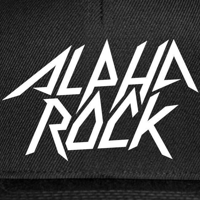 Alpharock logo