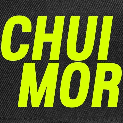 CHUI MOR - Casquette snapback