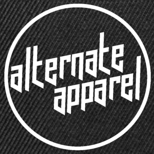 Alt A - Serrated - Snapback Cap