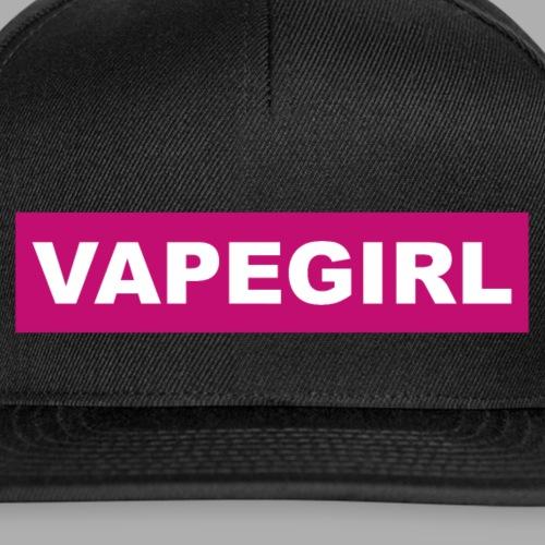 Vapegirl x Cloud Chaser - Snapback Cap