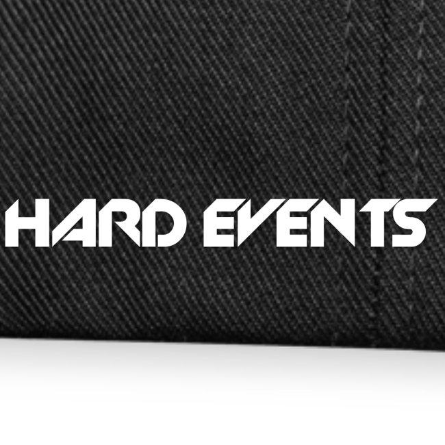 HardEvents Skull Logo