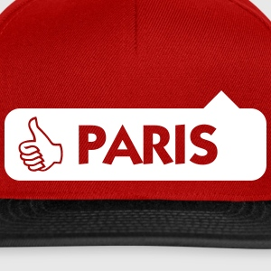 Paris Is Great! - Snapback Cap