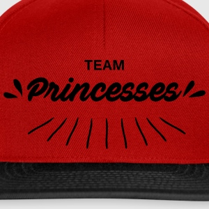 Team princesses - Snapback Cap