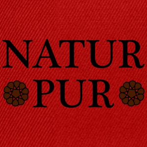pure nature - Snapback Cap