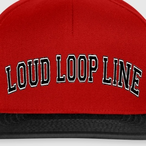 Loud collage Loop Line - Gorra Snapback